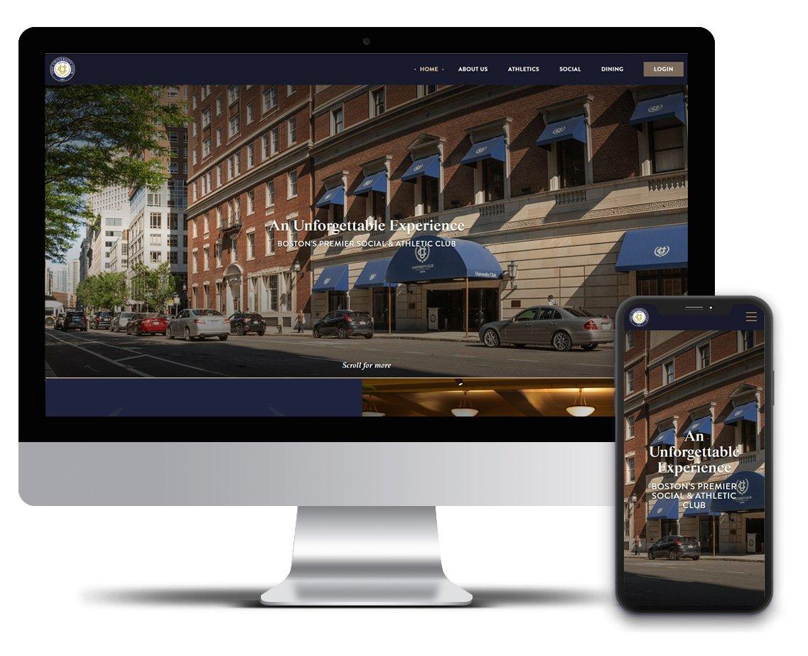 uclub-boston-website